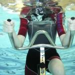 Na pedálech do vody – aqua kolo – vodní kolo