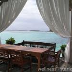 Teakový nábytek ve wellness a spa – dobrá investice na celý život