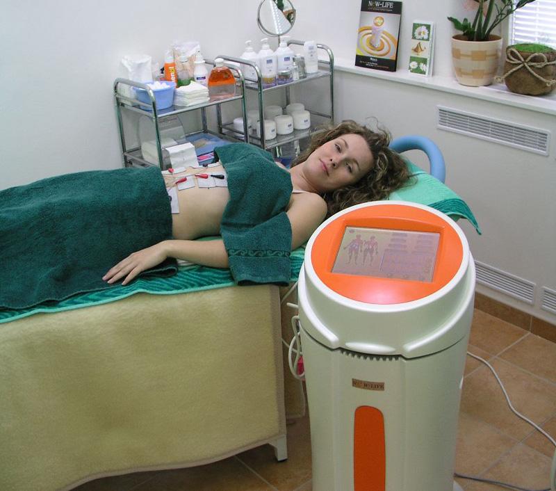 wellness pristroje pro spa