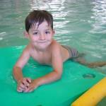 Jak si vedou exematici ve veřejných bazénech