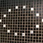 Originální a luxusní mozaika – Lesk krystalů Swarovski