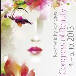 Profi kosmetický kongres – Congress of Beauty 2013 – pozvánka 4.-5.10.2013