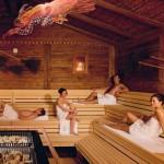 Fotogalerie sauny Saunahof – Bad Fussing – Německo