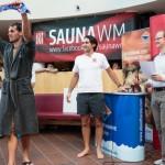 Mistrovství světa v saunových ceremoniálech má již termín a místo pro příští rok.