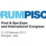 Veletrh bazény & SPA -Forum Piscine – Itálie 2014
