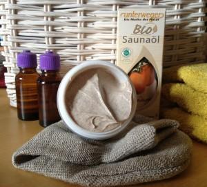 saunová kosmetika-sauna-rukavice