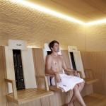 Klafs infra sauna