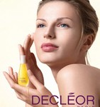 Decleor-kosmetika spa a wellness