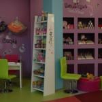 detksy salon-spa interier