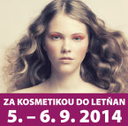 Kosmetický veletrh – podzim, 5.- 6.9.2014, Letňany