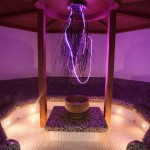 interier sauny Aquapalace saunový svět