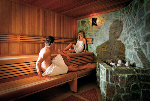 sauna intetier