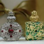 Luxusní kosmetika – exkluzívní séra s drahokamy – orientální wellness