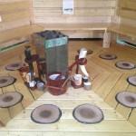 Ostrov zážitkového saunování – vše kolem saun a saunování, stavba sauny, vybavení sauny a saunového světa, novinky a trendy