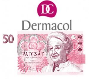 Dermacol-peníze