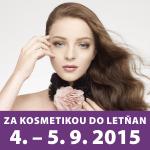 Kosmetický veletrh WORLD OF BEAUTY & SPA  – 4. a 5. září 2015