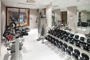 fitness hotel spa kings court