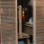 Saunové dveře – jaké zvolit dveře do sauny? Exkluzívní sauny..
