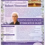 Aromaterapie – Mezinárodní aromaterapeutická  konference – Robert Tisserand v Praze