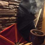 Vykuřovadla v sauně, vonné dýmy při saunování a soutěži v relaxačních ceremoniálech - Sauna Herbal Cup