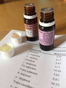 aroma terapie chemotypy skola