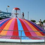 Aquasplash akvapark v Itálii - první svého druhu