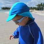 UV na celé tělo  - děti pod ochranou