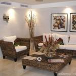 Mramorové dekorace ve wellness a spa - benátské štuky