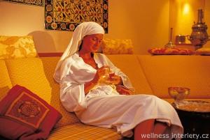 HAMAM pohádková relaxace z kraje tisíce a jedné noci