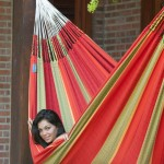 Houpací a relaxační sítě ve wellness a spa