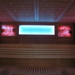 Úžasná solná dekorace do sauny, která léčí - solné panely do sauny