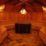 Mistrovství v saunových ceremoniálech s mezinárodní účastí