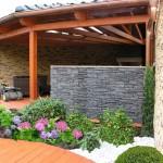 Zahradní wellness - zahrada má sloužit k odpočinku a relaxaci