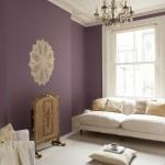 barvy-v-interieru-fialová v interiéru