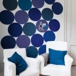 barvy-v-interieru-modrá v interiéru