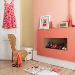 barvy-v-interieru-oranzova v interieru
