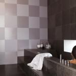 barvy-v-interieru-šedá v koupelně