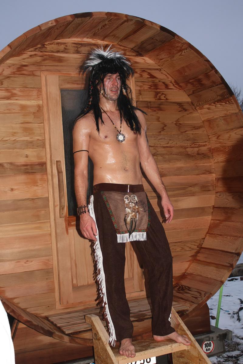 saunové ceremoniály - sauna fest
