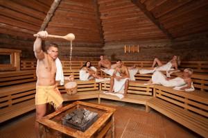 sauny Aquapalace Praha