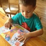Kreslení pravou mozkovou hemisférou - rozvoj osobnosti- kreslení pro děti