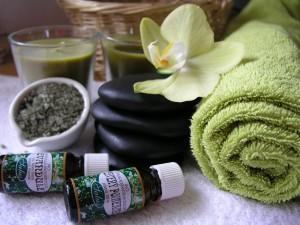 saunová kosmetika do sauny