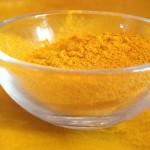 Kurkuma v kosmetice - kurkuma na pleť jako žluté zlato