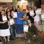 Mezinárodní soutěž zážitkového saunování - Sauna Herbal Cup