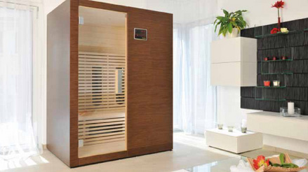caretta spa dom c infrasauna wellness life. Black Bedroom Furniture Sets. Home Design Ideas