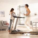 Domácí fitness -  vybavení pro domácí fitness
