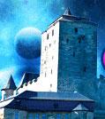 Hrad Kost - čarodějnický kongres v červenci