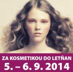 Kosmetický veletrh - podzim, 5.- 6.9.2014, Letňany