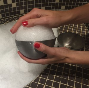 aroma sauna ceremonial ledove koule