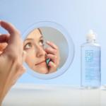 Zdravé oči - kontaktní čočky a líčení?