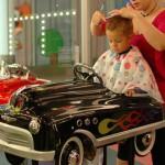 První dětský salon  - dětské spa v Čechách, konečně i české děti mají svoji profesionální salonní péči